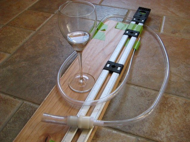 Using A Homemade Manometer